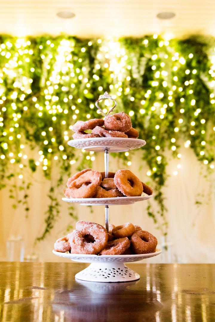 Twist Events Donut Display
