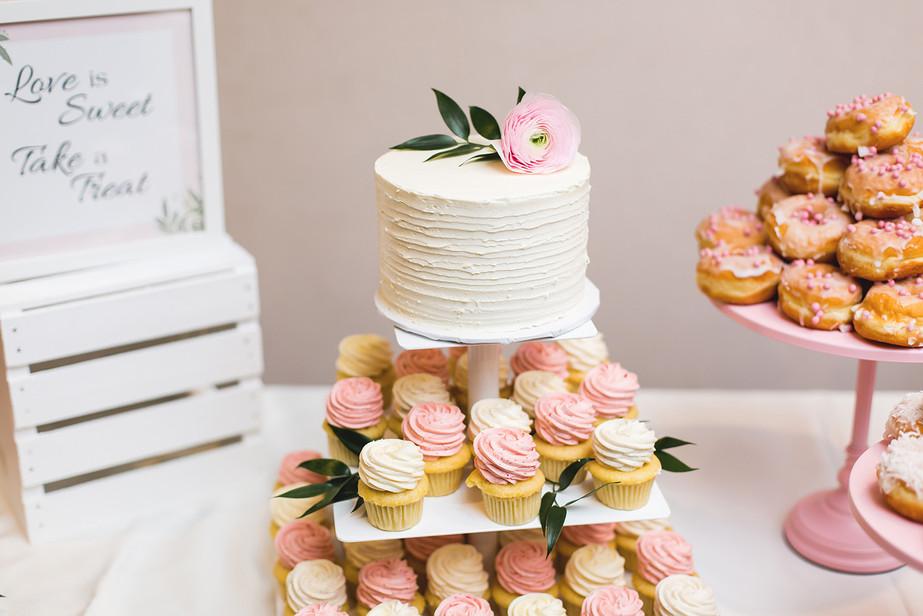 Twist Events Custom Sweet Table