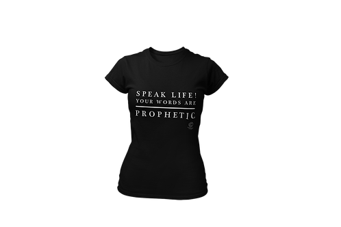 """Speak Life"" - Assorted Colors"