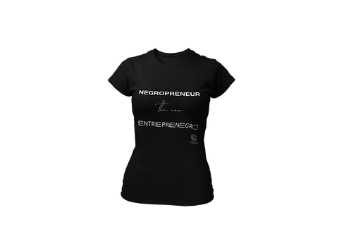 """Negropreneur"" - Assorted Colors"