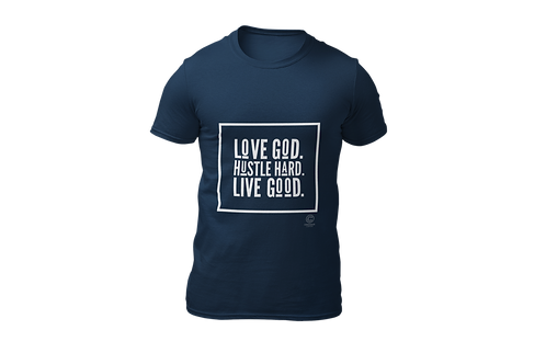 """Love God"" - Assorted Colors"