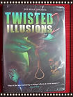 Joel Wynkoop, Tim Ritter, Part 2, Twisted Illusions, stories, twilight zone, mysteries