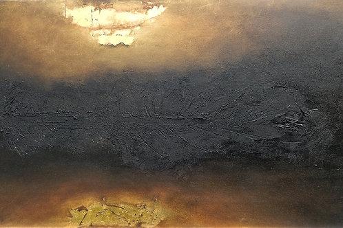 Obscure Clarté 100X50 cm