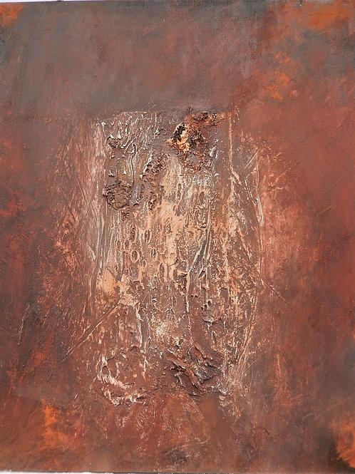 La Peau de l'Arbre 40X50 cm