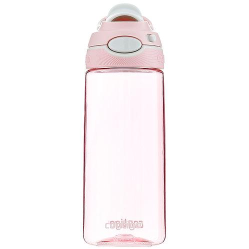 Contigo Damen Chug Water Bottle w/ lock (Tritan) 20oz (590ml) - Pink
