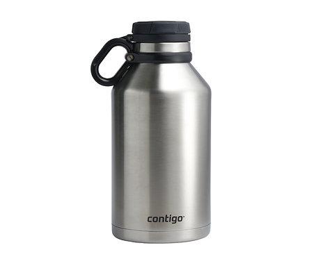 Contigo Growler Bottle (S/S) 64oz (1900ml) - Silver