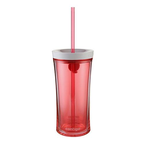 Contigo Shake & Go Tumbler (Tritan) 16oz (470ml) - Watermelon