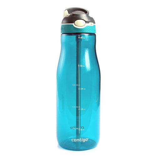 Contigo Ashland Water Bottle w/lock (Tritan) 40oz (1180ml) - Scuba