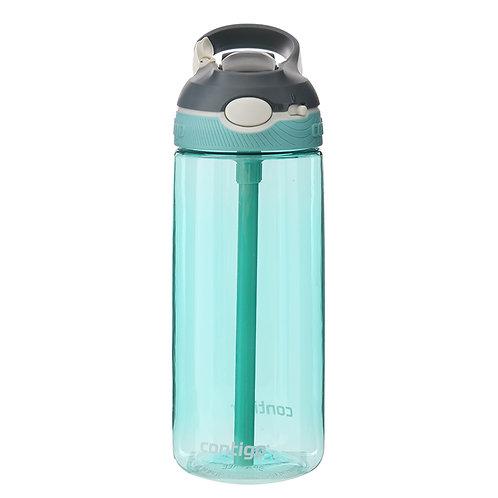 Contigo Ashland Water Bottle w/lock (Tritan) 20oz (590ml) - Grey Jade