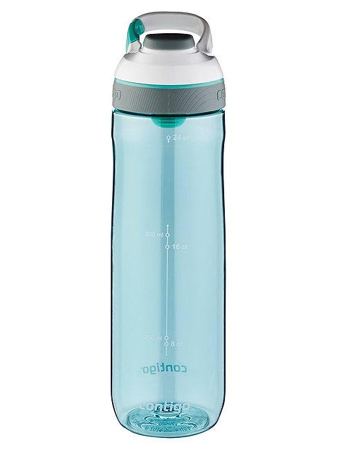 Contigo Cortland Water Bottle w/lock (Tritan) 24oz (709ml) - Grey Jade