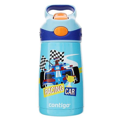 Contigo Striker Kids Bottle (S/S) 10oz (300ml) - Racing Car