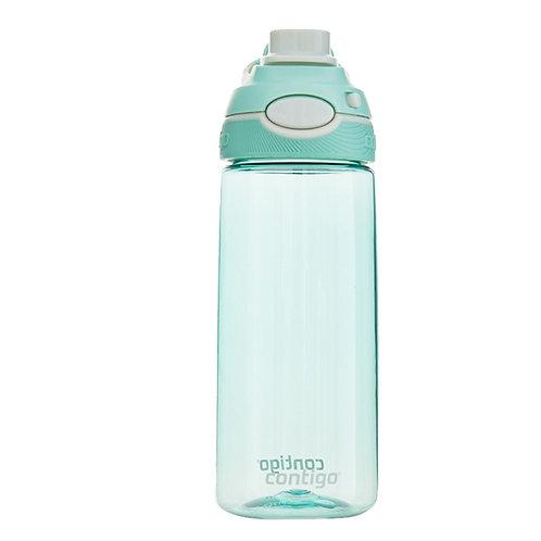 Contigo Damen Chug Water Bottle w/ lock (Tritan) 20oz (590ml) - Grey Jade