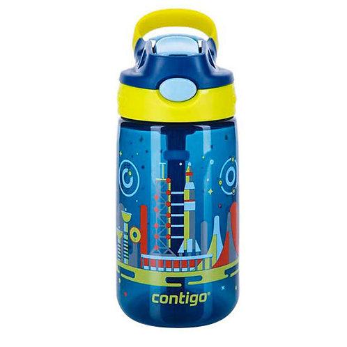 Contigo Gizmo Autospout Kids Bottle (PP) 14oz (410ml) - Space