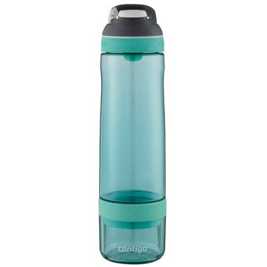 Contigo Cortland Infuser Water Bottle w/lock (Tritan) 26oz (768ml) - Grey Jade