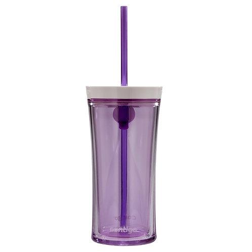 Contigo Shake & Go Tumbler (Tritan) 16oz (470ml) - Lilac