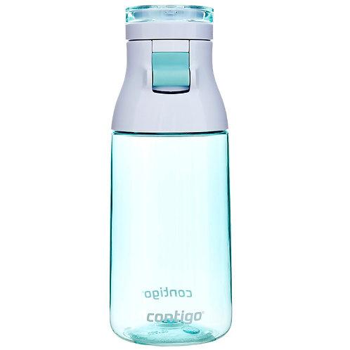 Contigo Jackie Water Bottle (Tritan) 17oz (500ml) - Grey Jade