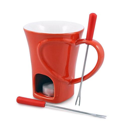 Swissmar Sweetheart Fondue Mug 270ml (Ceramic)