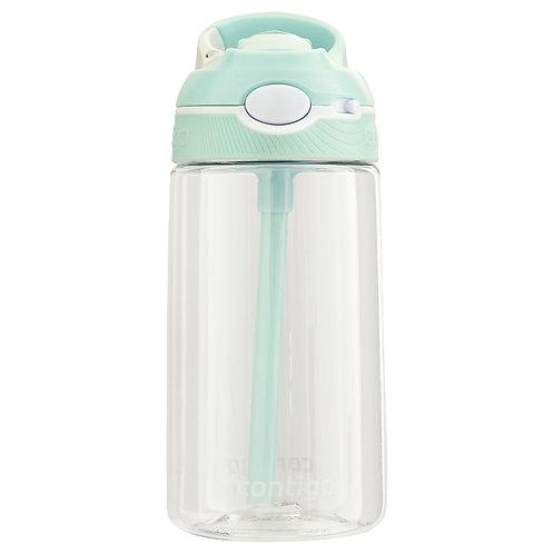 Contigo Ashland Water Bottle w/lock (Tritan) 16oz (473ml) - Macaron Blue