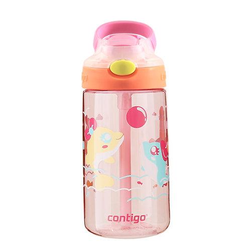 Contigo Gizmo Autospout Kids Bottle (PP) 14oz (410ml) - Little Dolphin