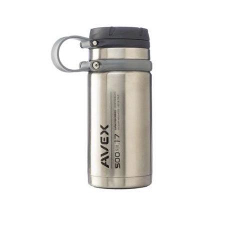 Avex Fuse Travel Mug (SS) 17oz (500ml) - Silver
