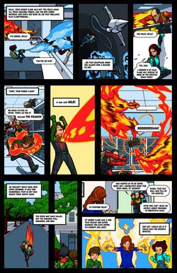 Heroic Flames