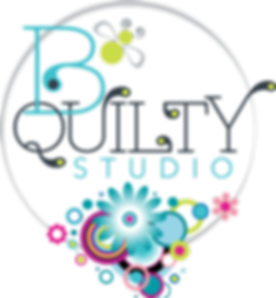 Logo for BQuilty Studio Owned by Audrey Vrooman