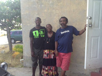 Daniel and his parents
