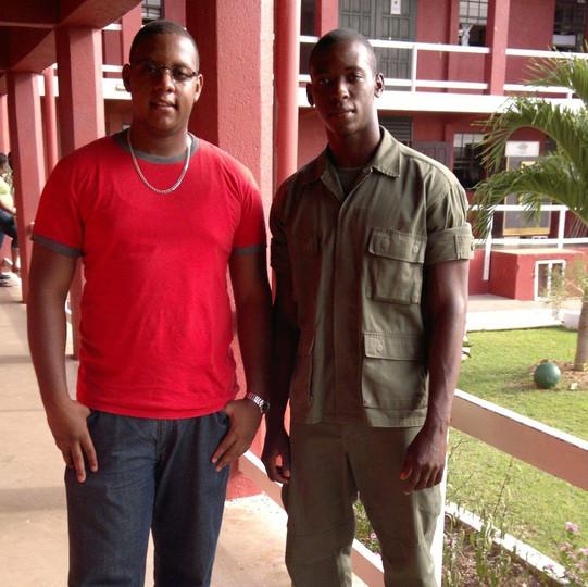 Kemar and Daniel