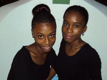 Iesha and Niecey