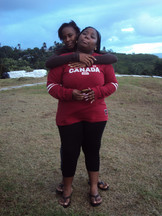 Iesha and Shavon