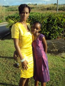 Iesha and Niasha