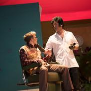 Seymour Krelbourn and Orin Scrivello
