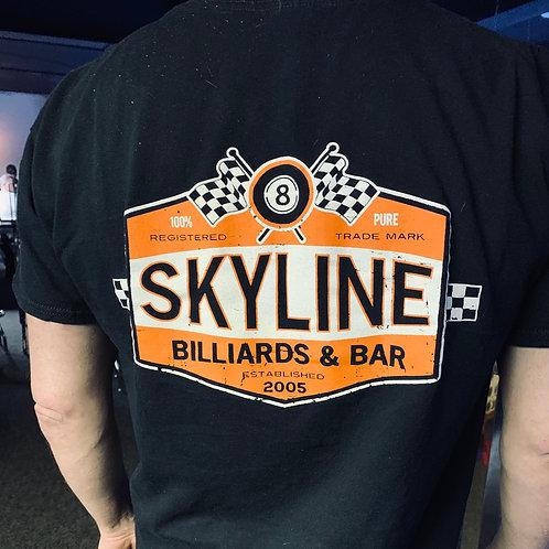 Skyline Crew Neck Tee