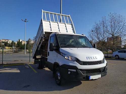 2018 Iveco Tipper Truck