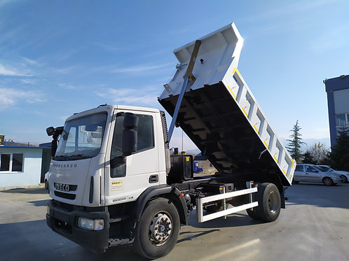 2013 Iveco Eurocargo Tipper Truck & 2019 Brand New Tipper