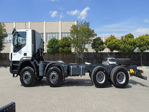 Iveco Trakker 410 Chassis 2018