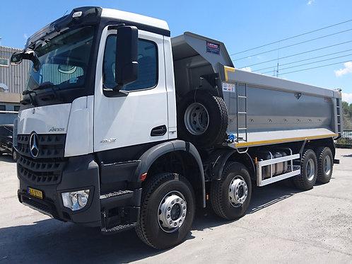 2018 Mercedes Benz Arocs 4142 Tipper Truck (0 km)