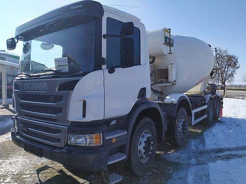 2017 Scania Mixer Truck