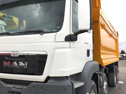 Man Tipper Truck 2016