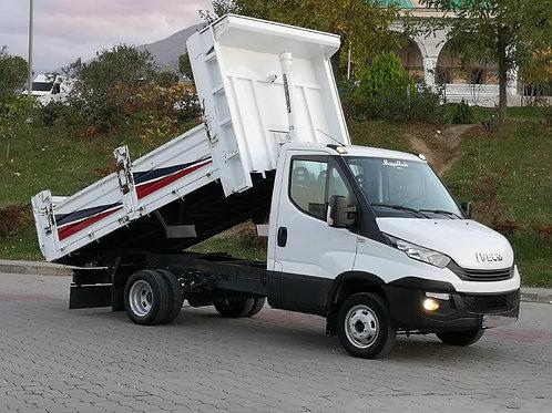 Iveco 35 C 15 Tipper Truck 2016