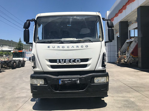 Iveco Eurocargo Chassis 2013