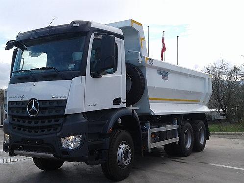 MB Arocs 3332 Tipper Truck 2016