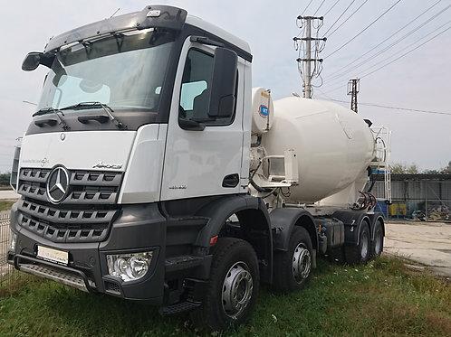 MB Arocs 4142 Mixer Truck 2016