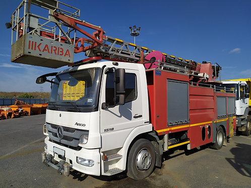 MB Atego Fire Truck 2015