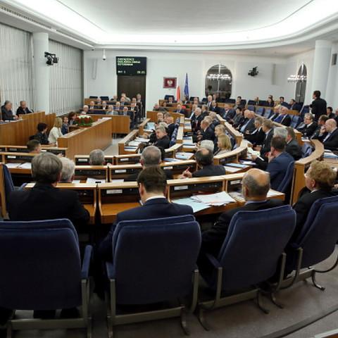 Senat III RP stwierdza brak ciągłości Rzeczypospolitej!