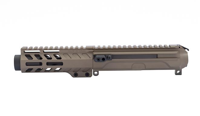 "Custom 6.5"" 9mm Upper Assembly"