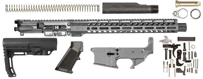 AR15 80% Rifle Kit