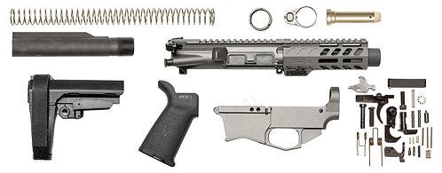 AR9 A3 80% Pistol Kit