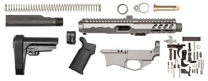 AR9 Elite Compact 80% Pistol Kit