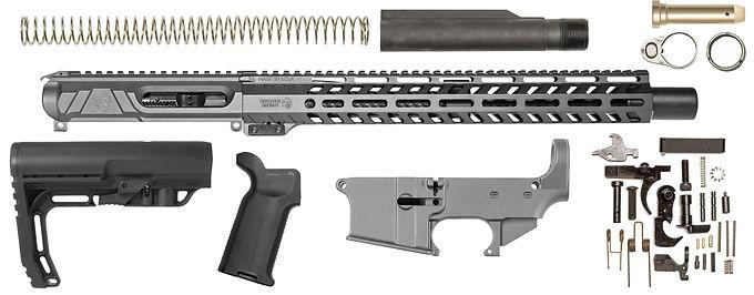 AR15 Elite 80% Rifle Kit